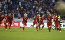 Đá bại Jordan trên chấm luân lưu, Việt Nam vào tứ kết Asian Cup 2019