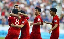 Jordan - Việt Nam (hiệp phụ thứ 1) 1-1: Công Phượng cân bằng tỉ số