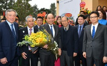 Thủ tướng chúc đội tuyển Việt Nam chiến thắng