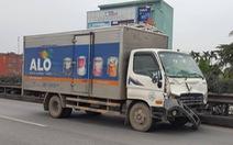 Xe tải tông người không truyền dữ liệu hành trình, tài xế dương tính với ma túy