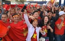 Tinh thần cổ vũ đội tuyển lên cao, tour sang Dubai 'cháy hàng' sớm