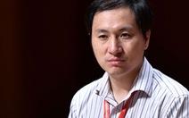 Nhà khoa học chỉnh sửa gen Trung Quốc: tưởng người hùng, hóa tội đồ