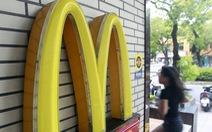 Dân mạng Trung Quốc đòi tẩy chay McDonald's vì ủng hộ Đài Loan độc lập