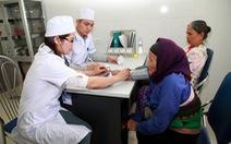 Người dân huyện Bá Thước có trạm y tế mới