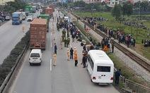 Thu hồi giấy phép kinh doanh công ty có xe tải tông chết 8 người