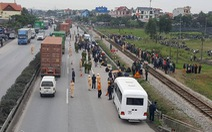 Xử lý nghiêm vụ xe tải tông chết 8 người ở Hải Dương