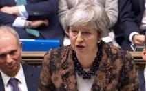 Bà May công bố kế hoạch Brexit B tại Hạ viện Anh