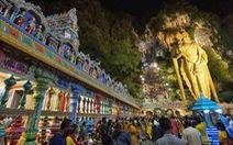 34 người bị thương vì pháo nổ trong lễ hội Thaipusam