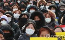 Dân Hàn không dám ra khỏi nhà vì không khí quá ô nhiễm