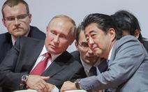 'Cái gai' 70 năm tuổi của Nga - Nhật