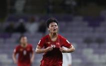 Hơn 600 ngàn bình chọn giúp Quang Hải thắng giải 'Cầu thủ hay nhất vòng bảng'