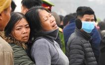 Đại tang ở Kim Lương: Chưa khi nào tang tóc như thế!