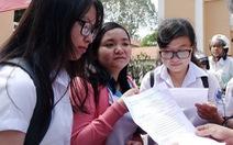 TP.HCM: thí sinh thi học sinh giỏi lớp 9 giảm gần 3/4