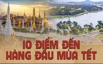 Người Việt đi đâu ăn Tết năm nay?