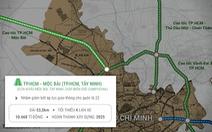 10.668 tỉ đồng xây cao tốc TP.HCM - Mộc Bài