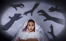 """Ác mộng và hội chứng """"giấc ngủ kinh hoàng"""" ở trẻ nhỏ"""