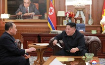 Ông Kim Jong Un lên tiếng khen ông Trump