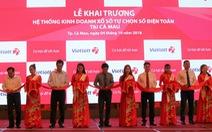 Hành trình một năm mang 'cơ hội để tốt hơn' đến 48 tỉnh thành