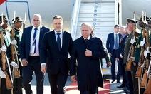 Hào quang Nga trở lại lục địa đen