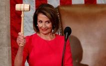Bà Pelosi lại cản ông Trump đến hạ viện đọc thông điệp liên bang