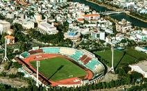 Long An bán đấu giá khu đất sân vận động để xây sân vận động mới