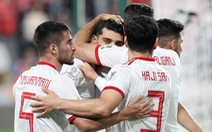 Thắng đậm Trung Quốc, Iran gặp Nhật ở bán kết Asian Cup 2019