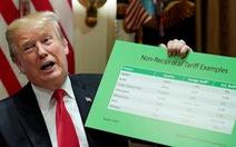 Ông Trump đã sẵn sàng tuyên bố tình trạng khẩn cấp quốc gia?