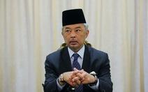 Vua mới của Malaysia đang làm việc trong FIFA