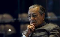 Hoàn Cầu Thời Báo: Malaysia hủy dự án 20 tỉ USD 'không liên quan Trung Quốc'