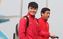 Người hâm mộ thủ đô nồng nhiệt chào đón tuyển thủ Việt Nam