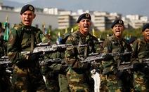 Ông Maduro công bố kế hoạch tập trận, củng cố vị thế