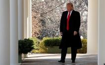 Ông Trump tuyên bố sẽ mở cửa chính phủ mà không có phí xây tường