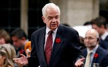 Phát ngôn bất cẩn vụ Huawei, đại sứ Canada tại Trung Quốc bị sa thải