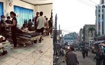 Đánh bom kép ở Philippines: 21 người chết, 71 người bị thương