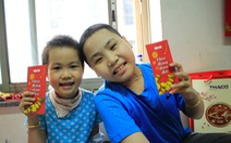 Mang Tết yêu thương đến với bệnh nhi ung thư tại Hà Nội