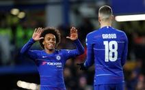 Cúp FA: Chelsea dễ dàng đi tiếp, Tottenham bị loại