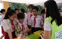 Dạy học trò phân loại rác thải