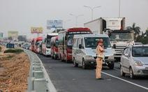 Công bố 20 số đường dây nóng cho giao thông dịp tết