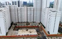Nhà tái định cư khu 38,4ha Bình Khánh giá từ 6,6 triệu đồng/m2