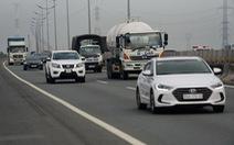 Giảm tốc độ đi đường cao tốc TP. HCM – Trung Lương xuống 100km/h