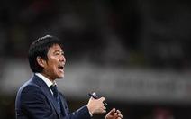 HLV Hajime Moriyasu: 'Chiến thuật sáng tạo giúp Nhật Bản đá bại Iran'