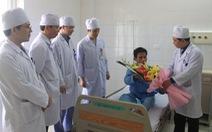 Bệnh viện Thanh Hóa thay động mạch chủ nhân tạo thành công