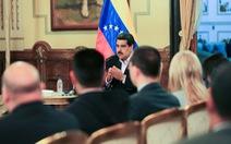 Mỹ cảnh báo các bên không giao dịch vàng và dầu với Venezuela