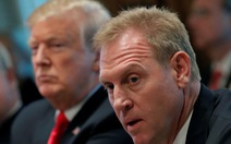 Ông Trump 'lèo lái' quyền Bộ trưởng quốc phòng từ ngày đầu tiên