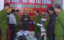 Triệt phá 15 điểm tín dụng đen cho vay lãi 'cắt cổ' tại Bắc Ninh