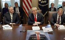 Ông Trump cảnh báo chính phủ tiếp tục đóng cửa một thời gian dài