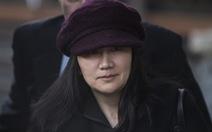'Công chúa' Huawei ra tòa sau hai tháng bị bắt
