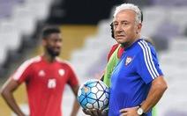 HLV từng vô địch Asian Cup chia tay UAE sau trận thua đậm Qatar
