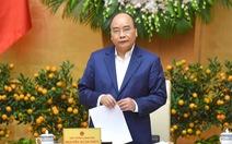 Thủ tướng Nguyễn Xuân Phúc: Trong tháng qua, chúng ta mua trên 4 tỉ USD dự trữ ngoại hối