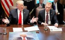 Quyền Bộ trưởng Quốc phòng Mỹ: 'Hãy nhớ Trung Quốc, Trung Quốc, Trung Quốc!'